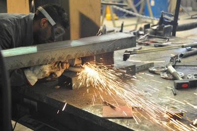 yacht welding repair