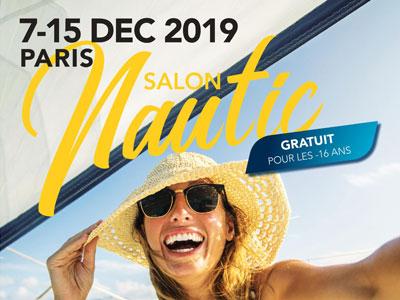 <span>ACTI</span> au Salon Nautic 2019